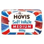 Hovis Medium Sliced Soft White Bread
