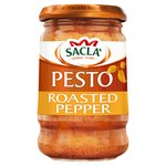 Sacla' Roasted Pepper Pesto