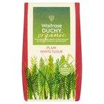 Duchy Waitrose Organic Plain White Flour