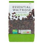 Raisins essential Waitrose