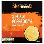 Sharwood's Plain Puppodums