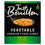 Kallo Just Bouillon Vegetable Stock Cubes