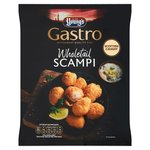 Young's Gastro Wholetail Scampi Frozen