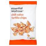Chilli Salsa Tortilla Chips Waitrose