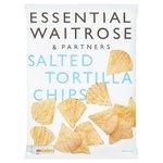 Essential Waitrose Salted Tortilla Chips