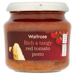 Red Tomato Pesto Waitrose