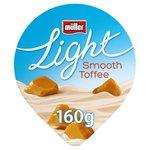 Muller Light Smooth Toffee Yogurt