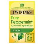 Twinings Organic Peppermint Tea Bags