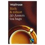 Waitrose Assam Tea Bags