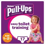 Huggies Pull-Ups Medium Pink Disney Design