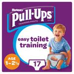 Huggies Pull-Ups Medium Blue Disney Design