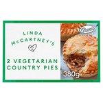 Linda McCartney 2 Frozen Country Pies Deep Fill