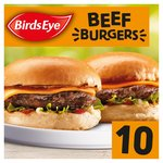Birds Eye 12 Original Beef Burgers Frozen