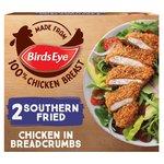 Birds Eye 2 Southern Fried Chicken Frozen