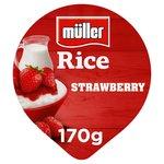 Muller Rice Strawberry Low Fat Dessert