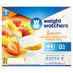Weight Watchers Summer Fruit Layered Fromage Frais