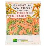 Essential Waitrose Frozen Mixed Vegetables