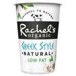 Rachel's Organic Low Fat Greek Style Natural Yogurt