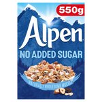 Alpen Muesli No Added Sugar