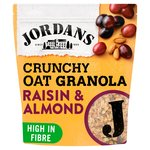 Jordans Crunchy Granola with Raisins & Almonds