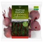 Duchy Waitrose Organic Red Onions