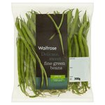 Fine Green Beans Waitrose