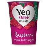 Yeo Valley Organic Raspberry Yogurt