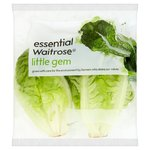 Little Gem Lettuce essential Waitrose
