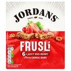 Jordans Red Berries Frusli Bars