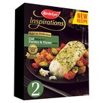 Birds Eye Inspirations 2 Cod Fillets In a Parsley & Thyme Sauce Frozen