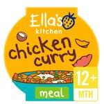 Ella's Kitchen Little Big Meal Chicken Curry Stage 4