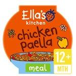 Ella's Kitchen Little Big Meal Chicken Paella Stage 4