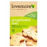 Lovemore Free From Gingerbread Men