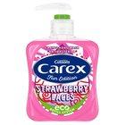 Carex Kids Strawberry Laces Handwash