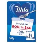 Tilda Pure Basmati Cook in the Bag