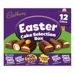 Cadbury Easter Cake Selection