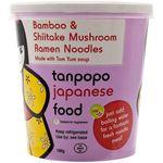 Tanpopo Bamboo & Mushroom Tom Yum Ramen Noodles