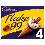 Cadbury 99 Flake Cones