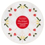 Rose & Lemon Turkish Delight Waitrose