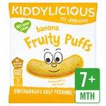 Kiddylicious Banana Fruity Puffs