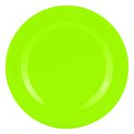 Zak Barbecue Side Plate, Green