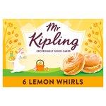 Mr Kipling Lemon Whirls