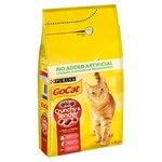 Go-Cat Crunchy & Tender Beef, Chicken & Vegetables