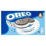 Oreo Ice Cream Sandwich Frozen