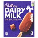 Dairy Milk Swirl Ice Cream Stick