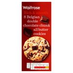 Waitrose Belgian Choc Chunk Cookies