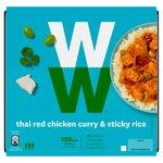 Weight Watchers Red Thai Chicken Curry