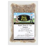 Laverstoke Raw Dog Food Organic Chicken & Tripe Complete