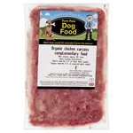 Laverstoke Raw Dog Food Organic Minced Chicken Carcass