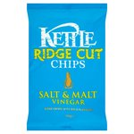 Kettle Ridge Cut Chips Salt & Vinegar
